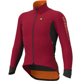 Alé Cycling Clima Protection 2.0 Race Nordik Veste Homme, masai red